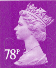 78p Self-adhesive Discount GB Postage Stamp